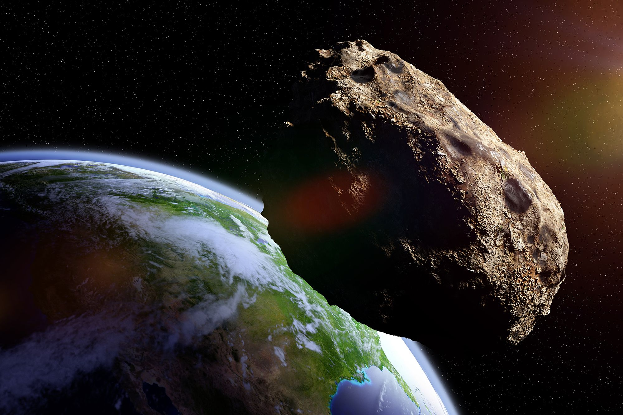 Asteroid that may be the size of Empire State Building to zoom past Earth